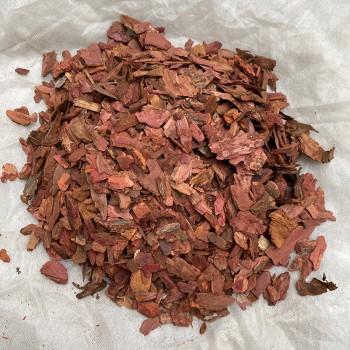 Мульча из коры лиственницы (средняя фракция, 50л)
