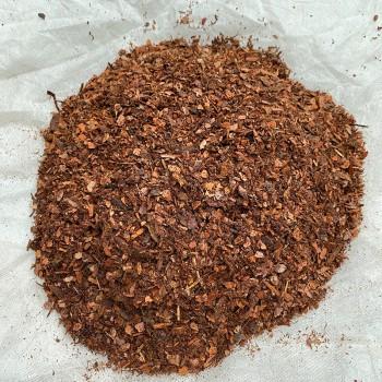 Мульча из коры сосны (мелкая фракция, 50л)